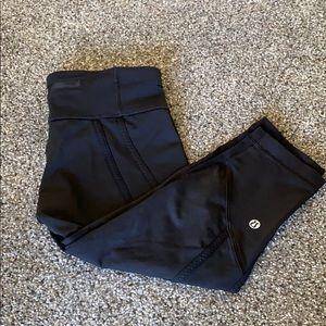 Lululemon pants, size 4.